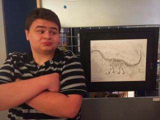 Master of Dino Art