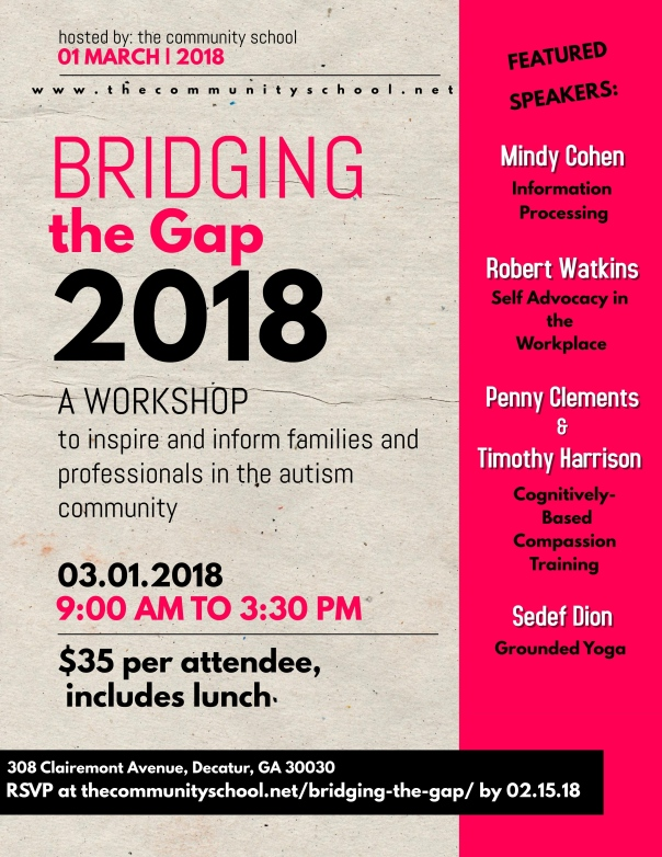 2018 Brigding the Gap_ Flyer (1)