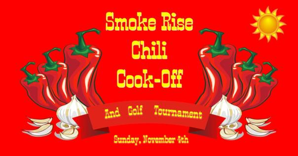 Chili Cook-Off FB Poster